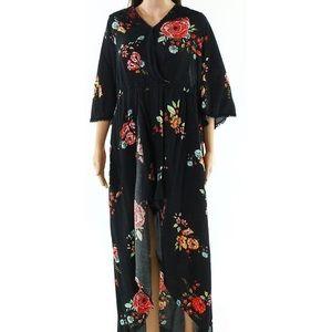 Love on a  Hanger high low romper dress